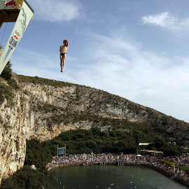 Red Bull  - Cliff Diving World Series