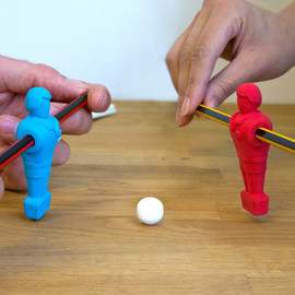 Suck UK - Foosball Erasers