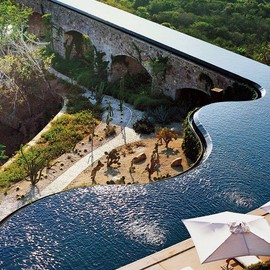 Mexico - Marcel Marongiu Designed Pool