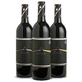 Pink Floyd The Dark Side of the Moon Cabernet Sauvignon - 2010 Pink Floyd The Dark Side of the Moon Cabernet Sauvignon 3-Bottle Pack