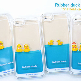 Rubber Ducky - Rubber duck case for iPhone