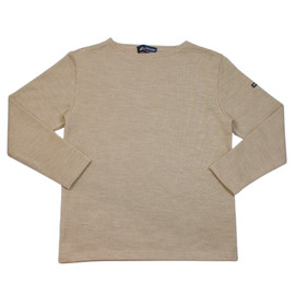SAINT JAMES - DOUBLEFACE SWEATER CORDAGE