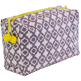 Graymarket - eyelet toiletry bag