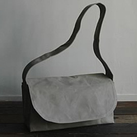 "ateliers PENELOPE - ""Delivery Bag S"" (Gray)"