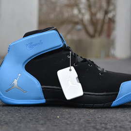 Nike - Jordan Melo 1.5 Black & University Blue