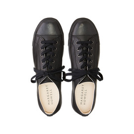 MARGARET HOWELL - LEATHER SNEAKERS