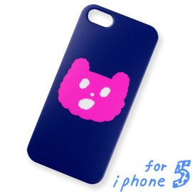 AIUEO - AIUEO iPhone5ケース ソフト (IPS-34) : KUMA NV