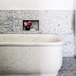 James Jebbia's - Bathroom at Greenwich Village Loft, NY, USA