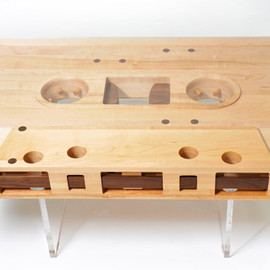 Jeff Skierka - Mixtape Table