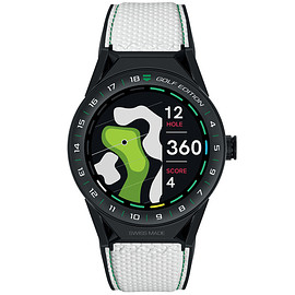 TAG Heuer - Connected - Golf Edition