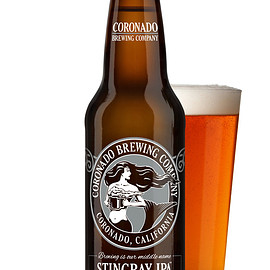 CORONADO BREWING COMPANY - STINGRAY IPA