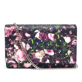 GIVENCHY by Riccardo Tisci - Pandora Floral Shoulder Bag