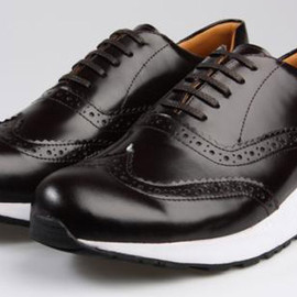 BePositive - Brogue Brush Off (Wingtip)
