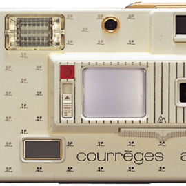 MINOLTA - Courreges ac301 Disc camera