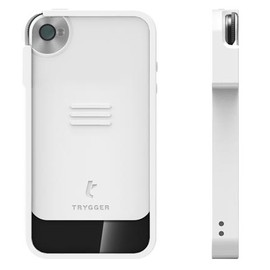 TRYGGER - Trygger Camera iPhone 4 Case with Polarizing Filter