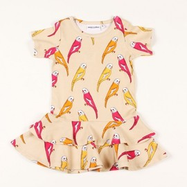 Mini Rodini - BUDGIE DRESS