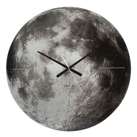 Present Time - KARLSSON Wall clock Moon