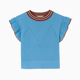 mame - Candy Pleats Knit Tops