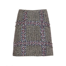 MANOUSH - LAINE BIJOUX SKIRT