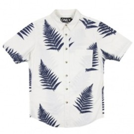 ONLY NY - Ferns S/S Shirt Natural