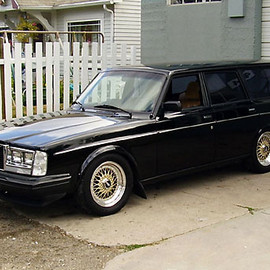 Volvo - 240 Turbo Wagon