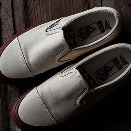 VANS - VANS × Pilgrim Surf+Supply『CLASSIC SLIP-ON』