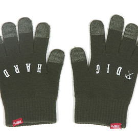 BBP - Dig Hard Touch Screen Gloves