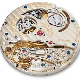 Richard lange tourbillon pour le mérite