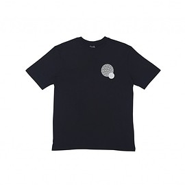 Palace Skateboards - IF YOU AIN'T THERE T-SHIRT BLACK