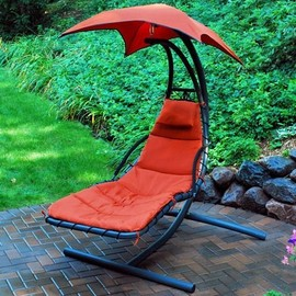 Algoma Net Company - Cloud 9 Hanging Chaise Lounger