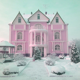 PINK HOUSE 傘