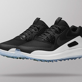 NIKE Golf - Air Zoom 90 IT - Black/White