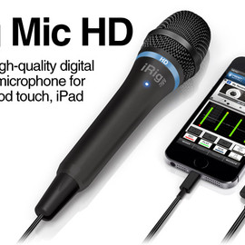 IK Multimedia - iRig Mic HD