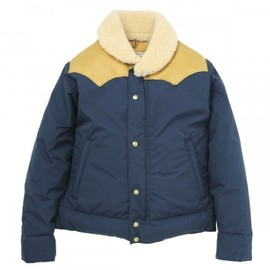 Rocky Mountain Featherbed - CHRISTY JACKET NAVY