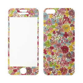 IDEA LABEL - Fabric Sheets for iPhone made with Liberty Art Fabrics (Pebble)