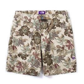 THE NORTH FACE PURPLE LABEL - Aloha Print Baker Shorts
