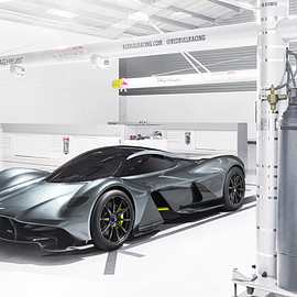 Aston Martin - AM-RB 001