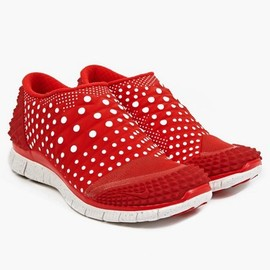 Nike - Men's Free Orbit II 'Polka Dot' Sneakers