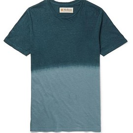 Mollusk - Dégradé Hemp and Organic Cotton-Blend Jersey T-Shirt