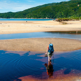 NewZealand - the Abel Tasman Coast Track