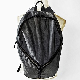"SIVA - BAG-NYL / WRINKLE NYLON ""Y"" FRAME DAY BAG"