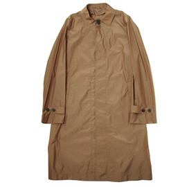 LANVIN - NYLON SOUTIEN COLLAR COAT