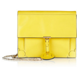 Jason Wu - Jourdan textured-leather shoulder bag