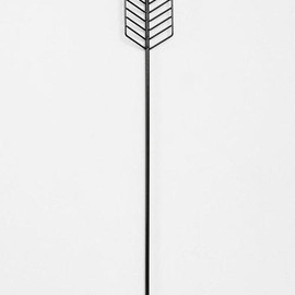 Arrow Wall Sculpture - Urban Outfitters For more arrows, check out united-arrow!