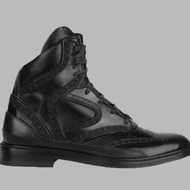 GIVENCHY - Wing Tip Boot Sneaker Fall/Winter 2012