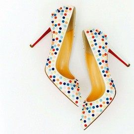 "Christian Louboutin - ""A shoe has so much more to offer than just to walk."" -Christian Louboutin"