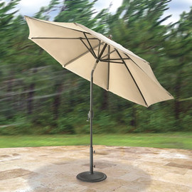 HAMMACHER SCHLEMMER - Wind Adapting Market Umbrella