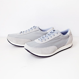 blueover - blue over / SHORTY. gray
