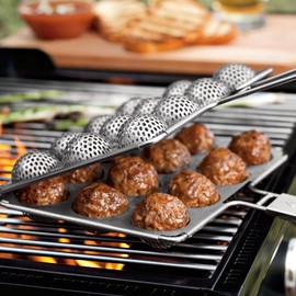 Williams-Sonoma - Meatball Grill Basket
