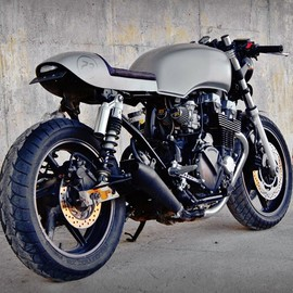 73 Cycles Garage - HONDA CB750